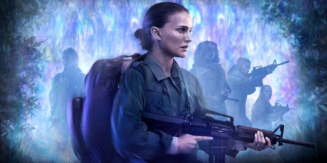 Annihilation-Feature