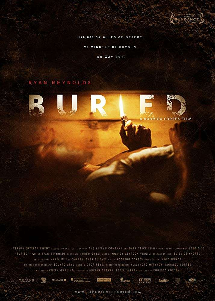 Buried-Poster