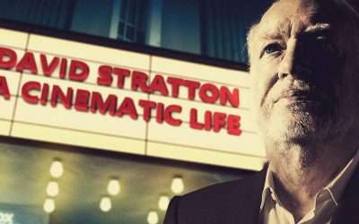 David Stratton:  A Cinematic Life (2017)