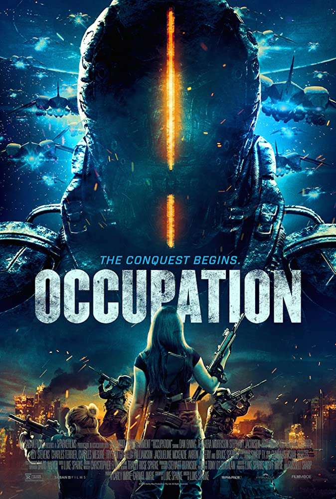 Occupation-Poster