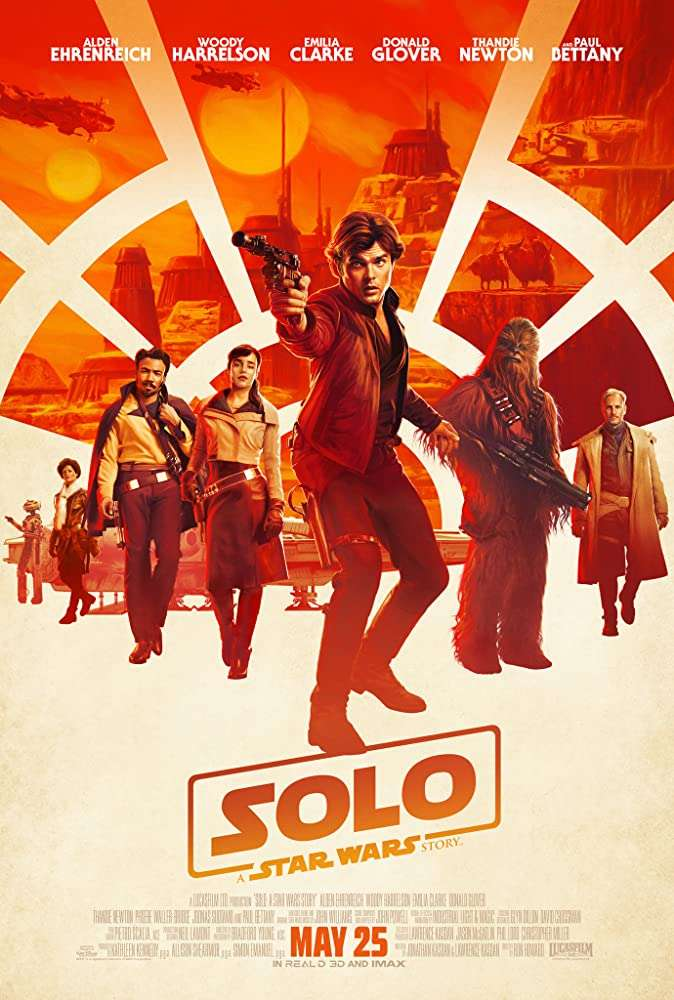 Solo-Poster