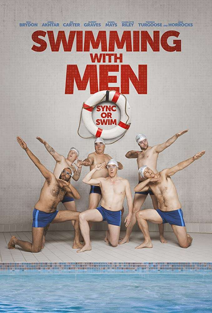 Swimming-With-Men-Poster