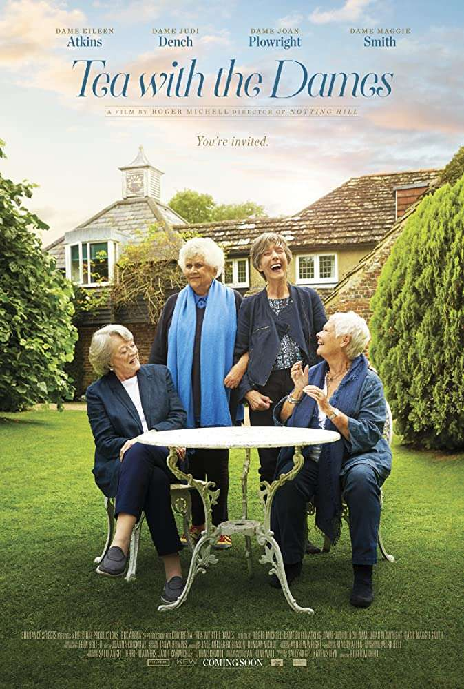 Tea-With-The-Dames-Poster