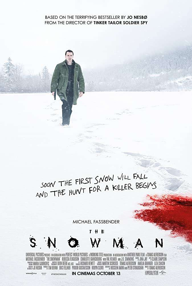The-Snowman-Poster