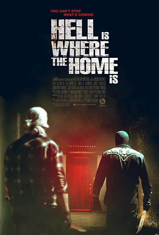 Hell-Is-Where-The-Home-Is-Poster