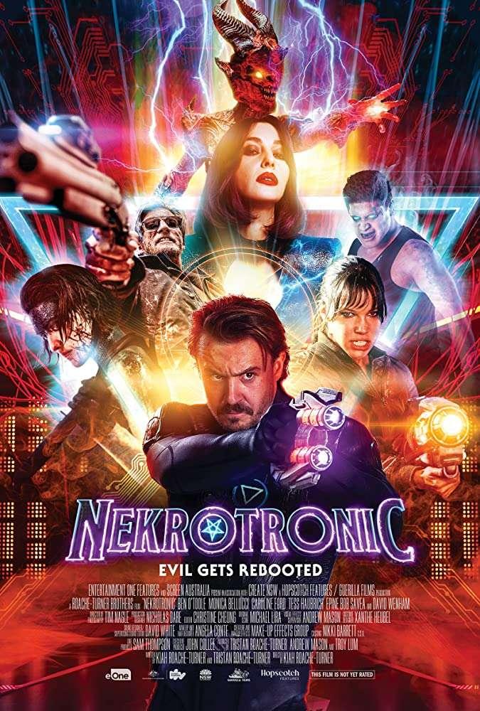 Nekrotronic-Poster