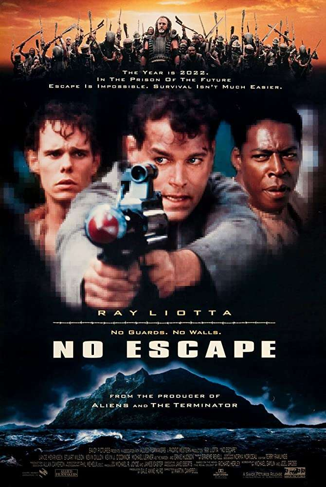 No-Escape-Poster