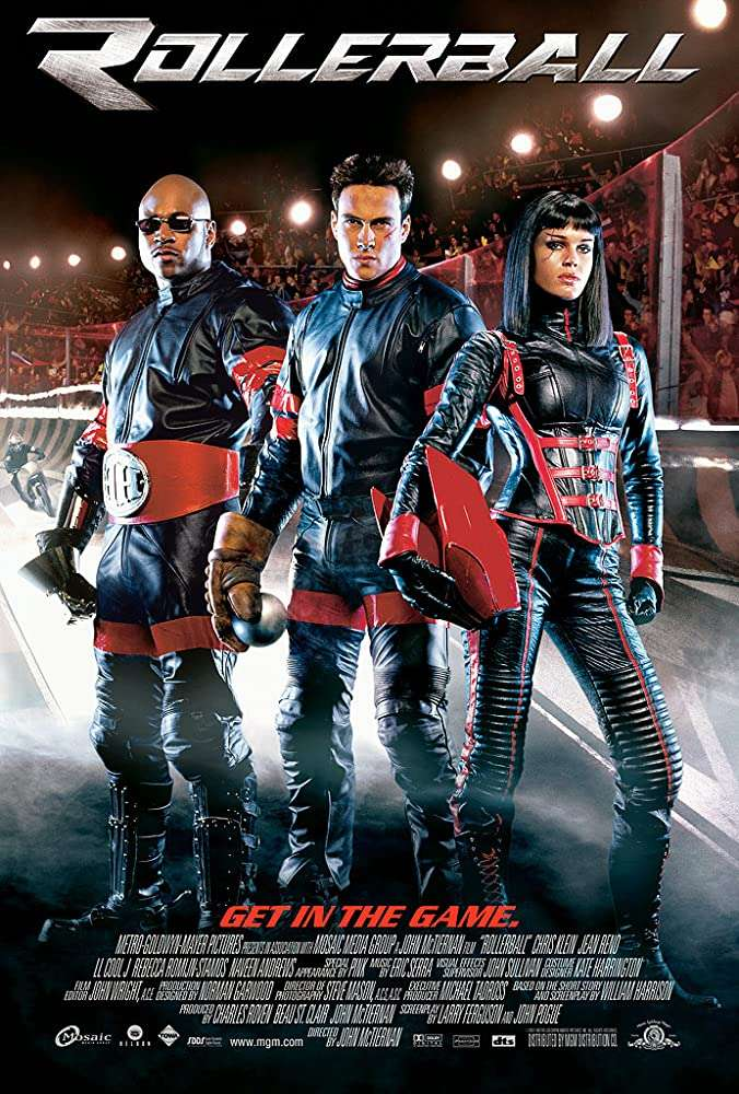 Rollerball-Poster