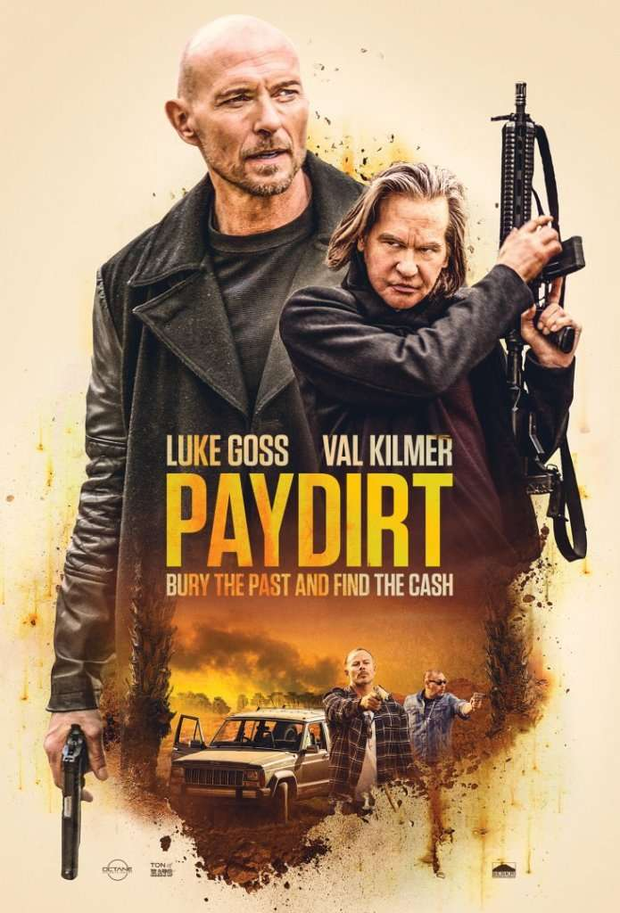 Paydirt-Poster