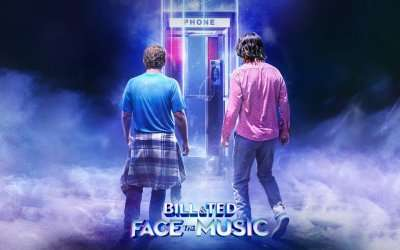 Bill & Ted Face The Music (2020) – NOW IN AUSTRALIAN CINEMAS!