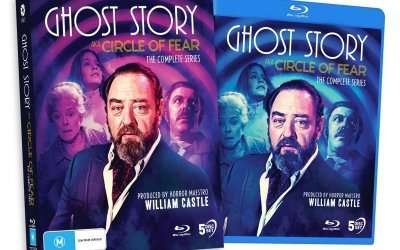 Ghost Story aka Circle OF Fear (1972 – 1973)