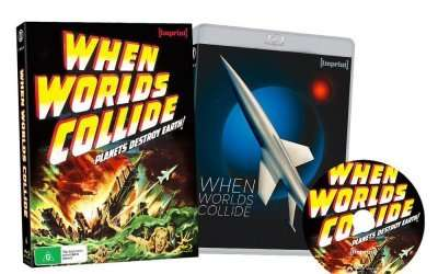 When Worlds Collide (1951) – OUT NOW ON BLURAY!