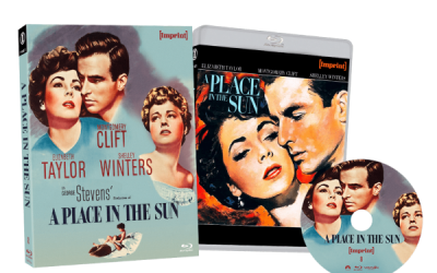 A Place in the Sun (1951) – OUT NOW ON BLURAY!