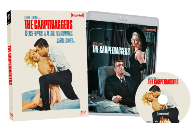 The Carpetbaggers (1964) – OUT NOW ON BLURAY!