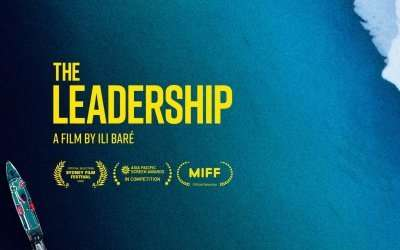 The Leadership (2020) – AVAILABLE IN CINEMAS FROM OCTOBER 8TH!