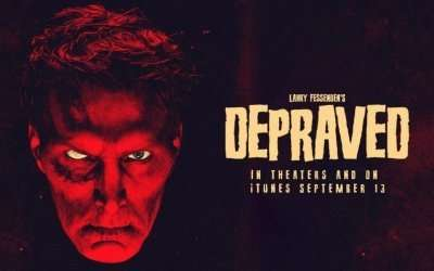 Depraved (2019) – OUT NOW ON DVD!