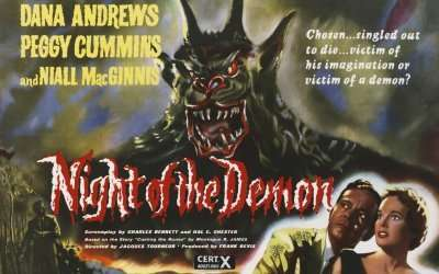 Night of the Demon | Curse of the Demon (1957) – OUT NOW ON BLURAY & DVD!