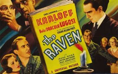 The Raven (1935) – OUT NOW ON DVD!