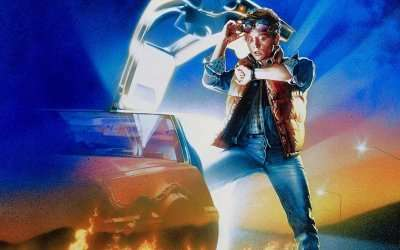 Back To The Future (1985) OUT NOW ON 4K UHD, BLURAY & DVD!