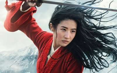Mulan (2020) – OUT NOW ON 4K UHD, BLURAY & DVD!